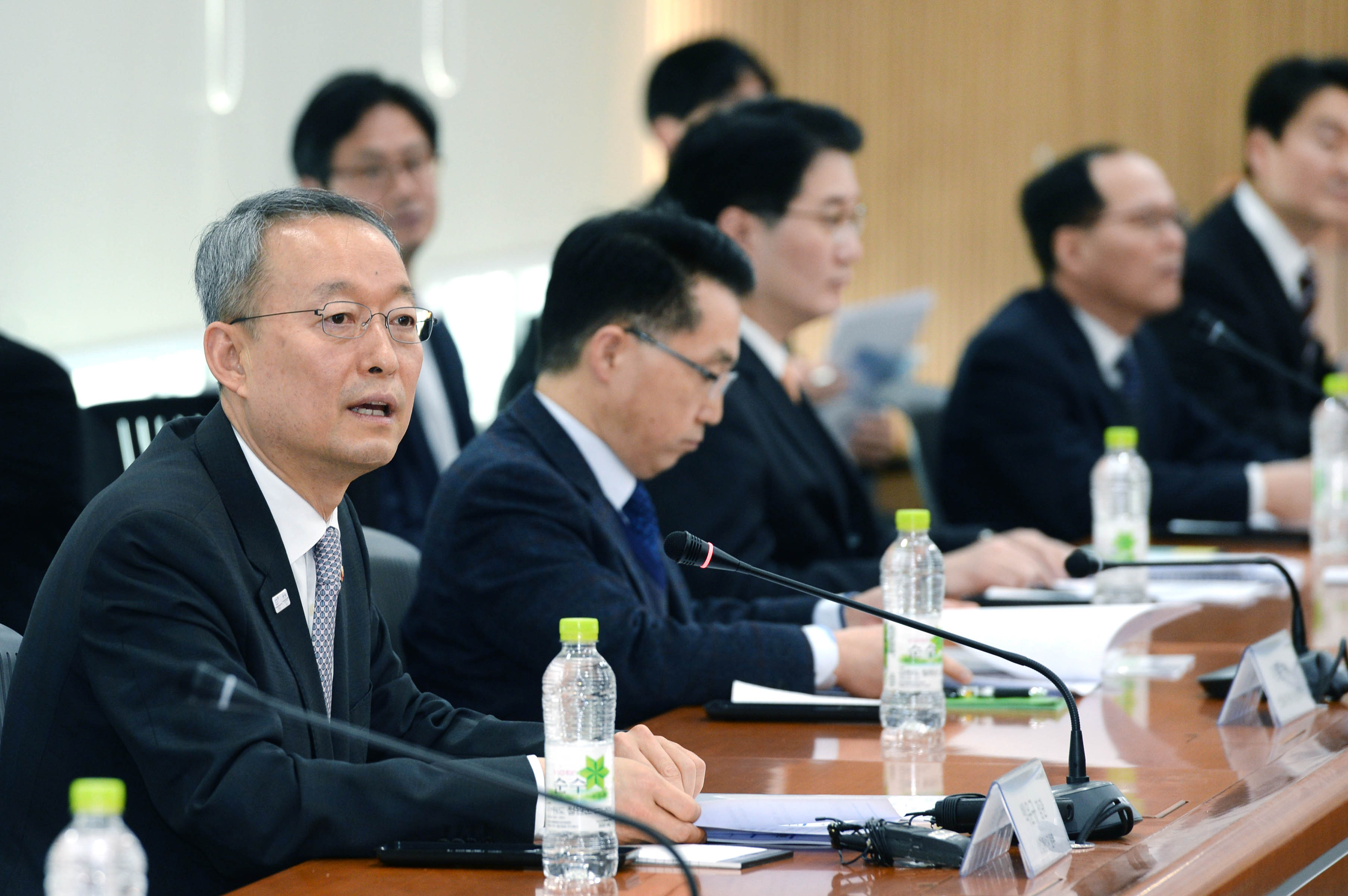 Minister Paik convenes conference for cooperation with Saudi Arabia and UAE