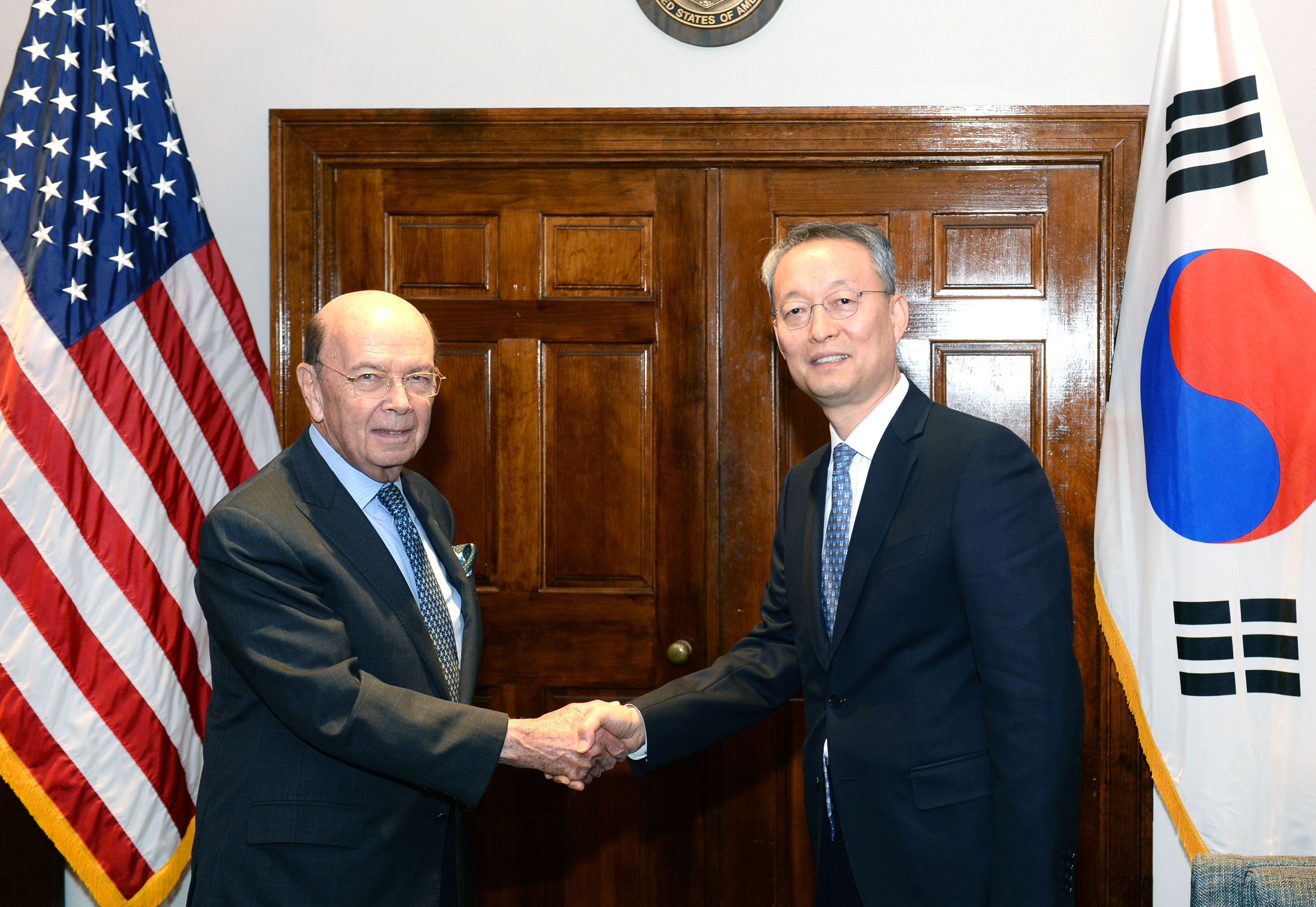 Minister Paik meets with US counterpart to enhance economic cooperation