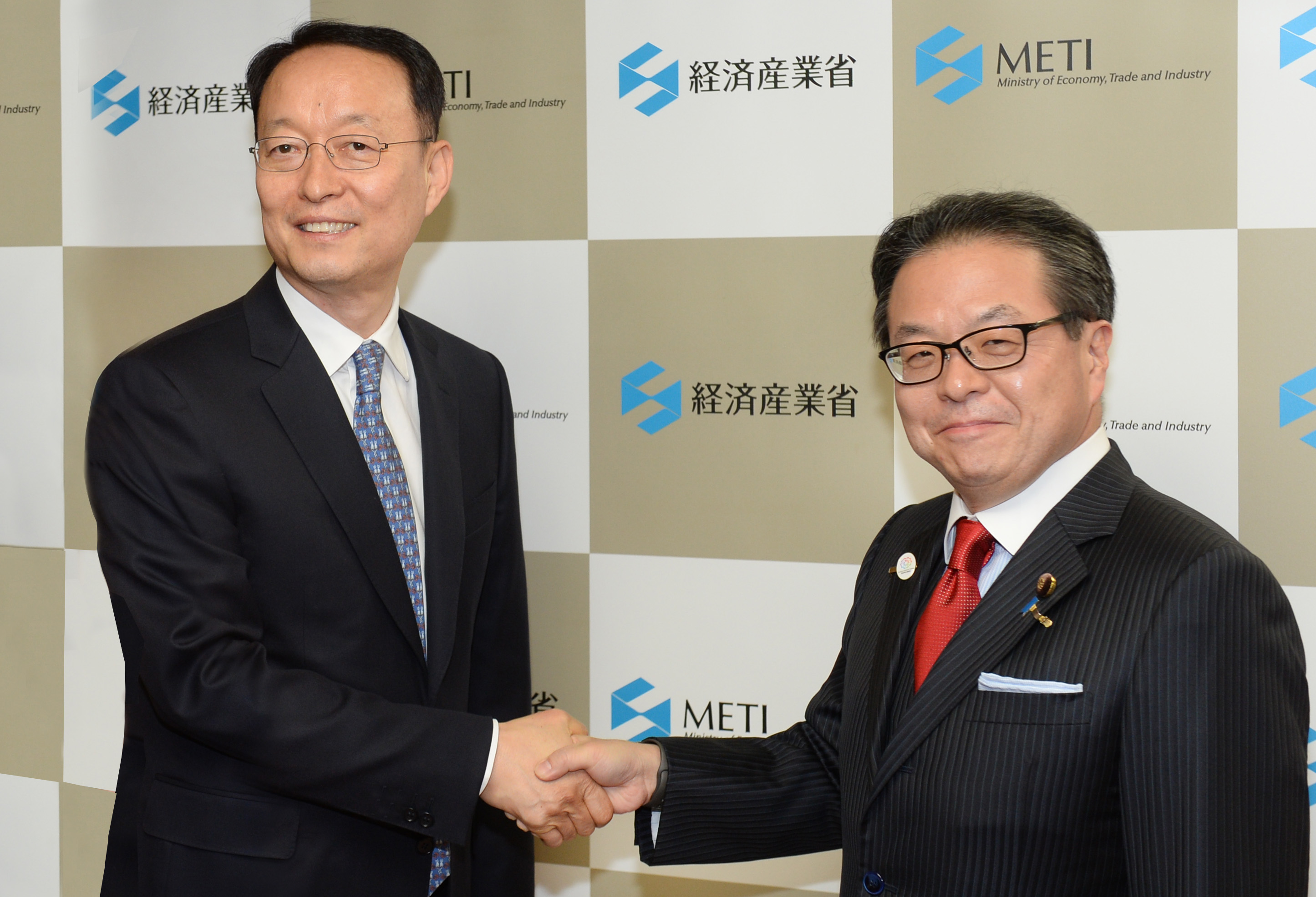 Minister Paik discusses Korea-Japan industrial and trade ties