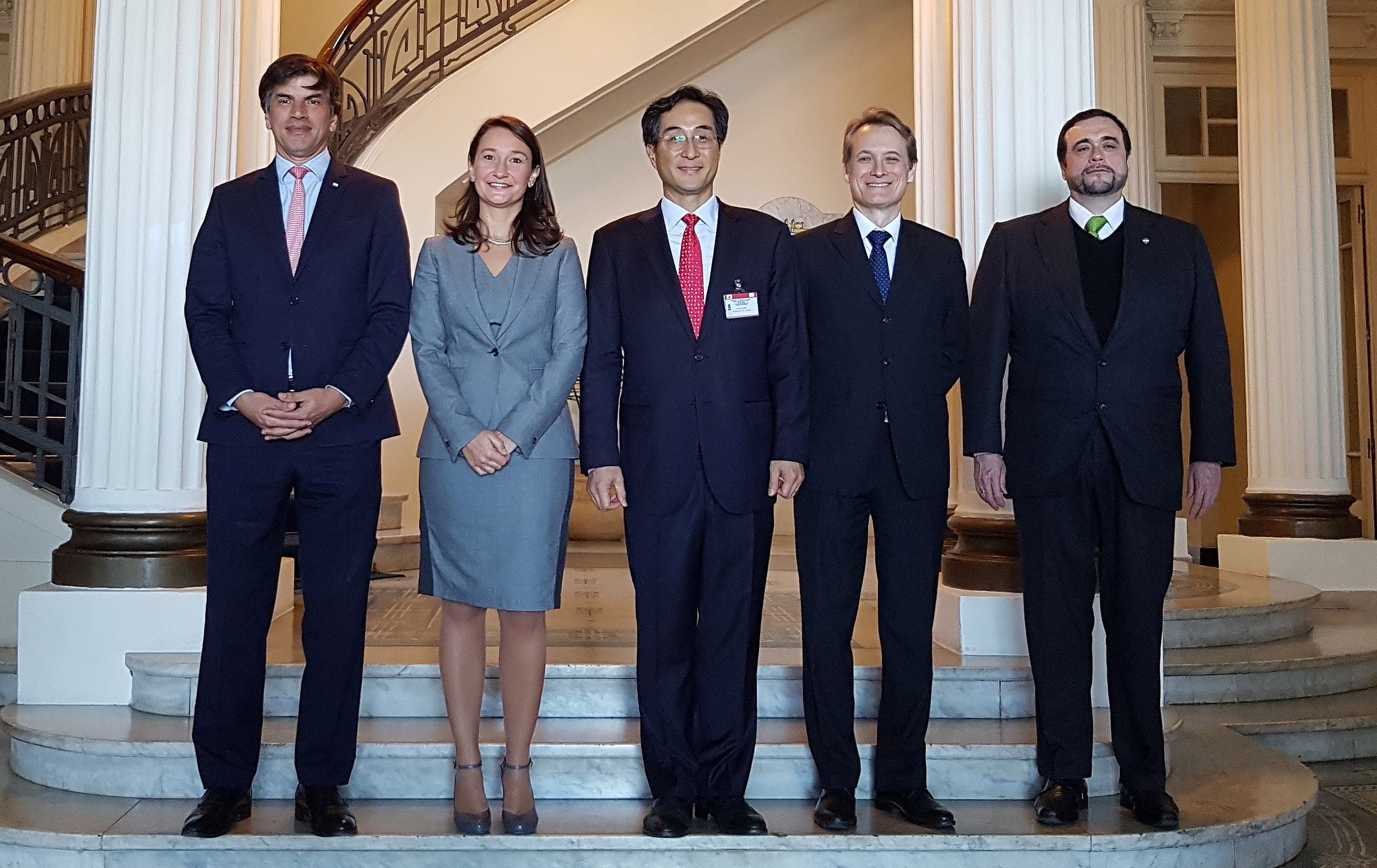 Korea, MERCOSUR convene first round of negotiations for trade agreement Image 0