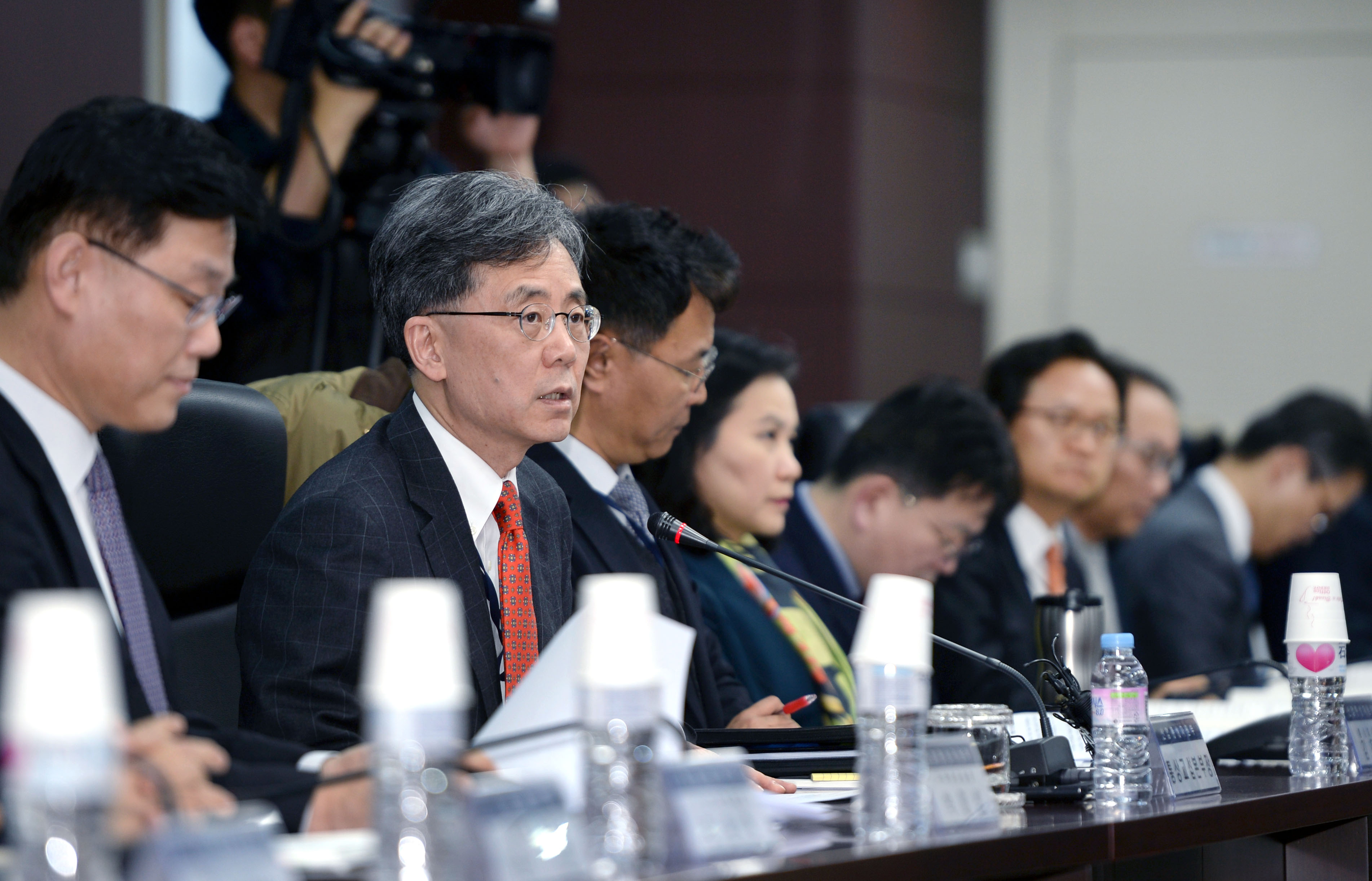 Trade Minister Kim discusses export promotion strategies for 2019 Image 0