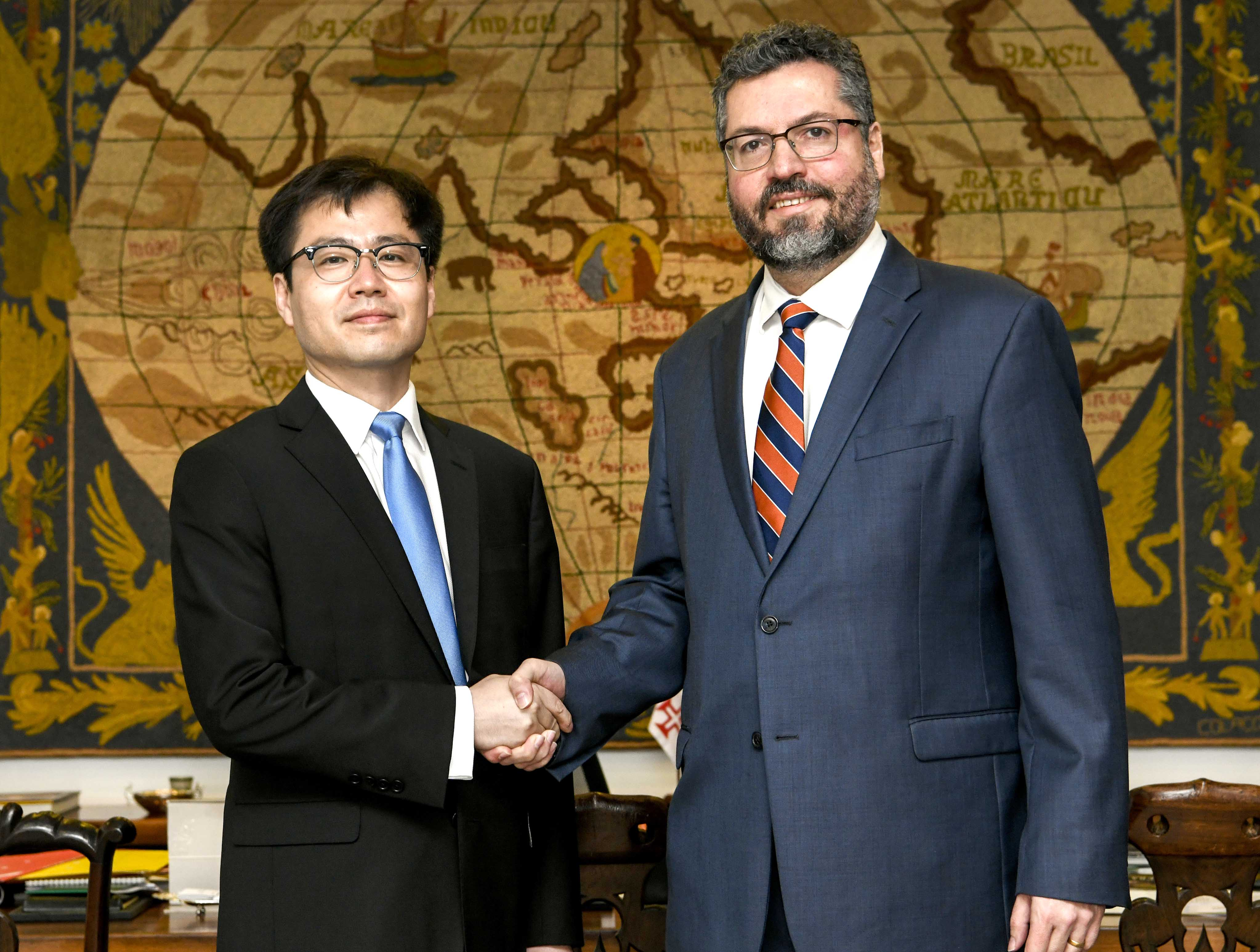 Korea, Brazil to strengthen trade, investment ties
