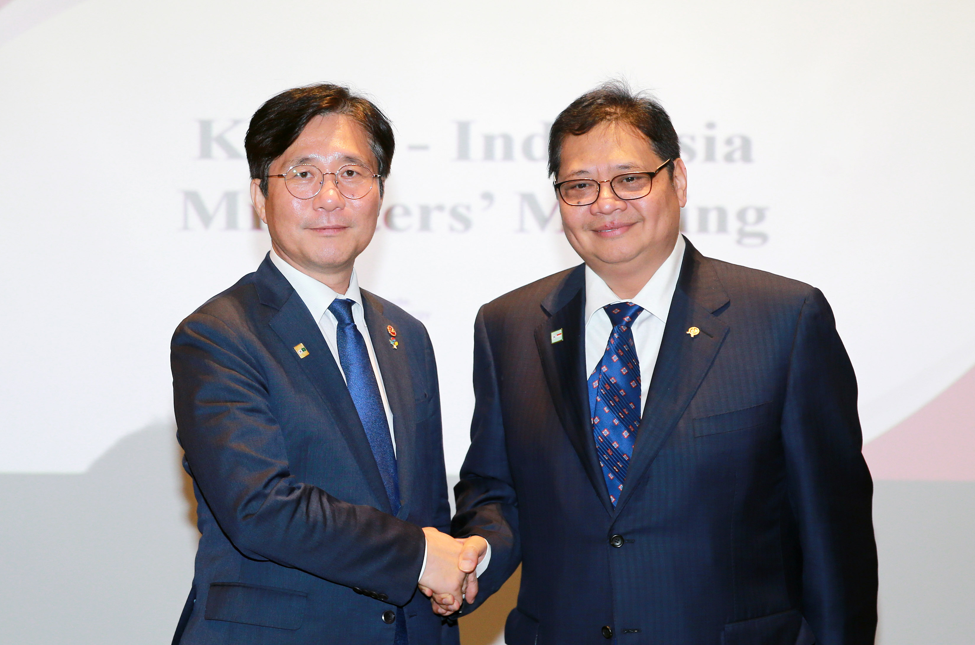 Korea, Indonesia hold industry ministerial meeting in Seoul Image 0