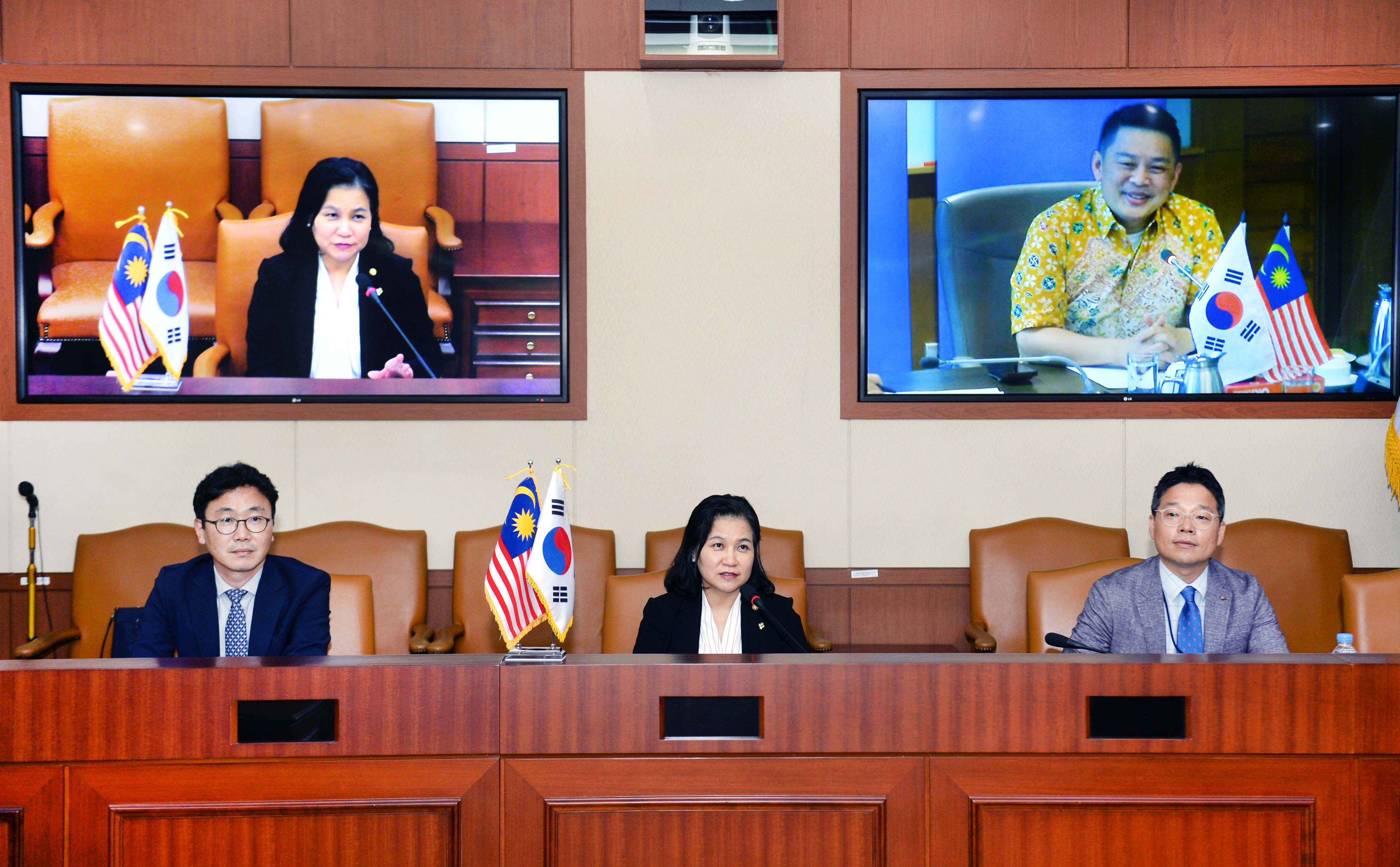 Korea, Malaysia announce official launch of FTA talks Image 0