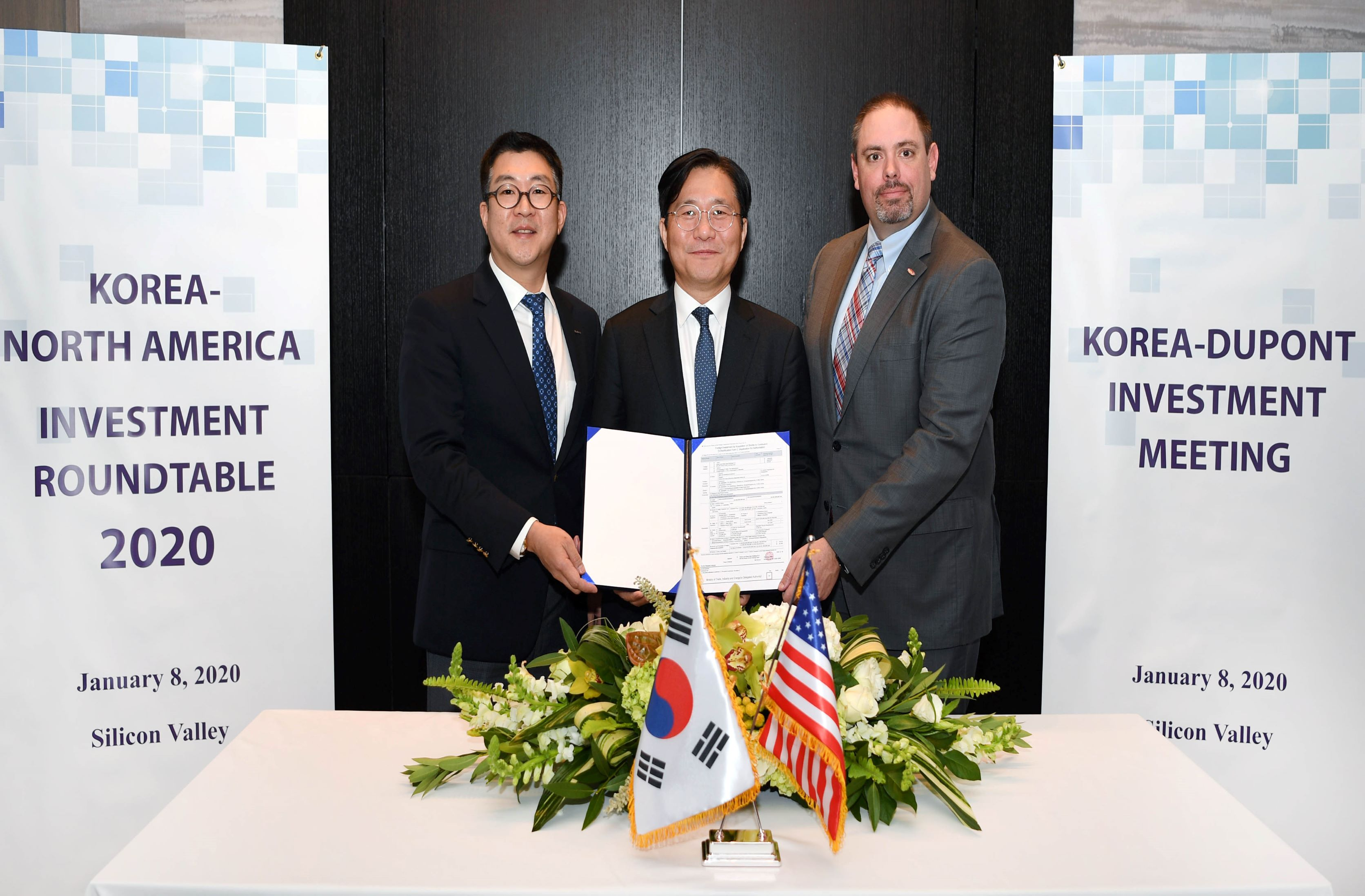 Korea attracts DuPont investment to diversify EUV photoresist supply