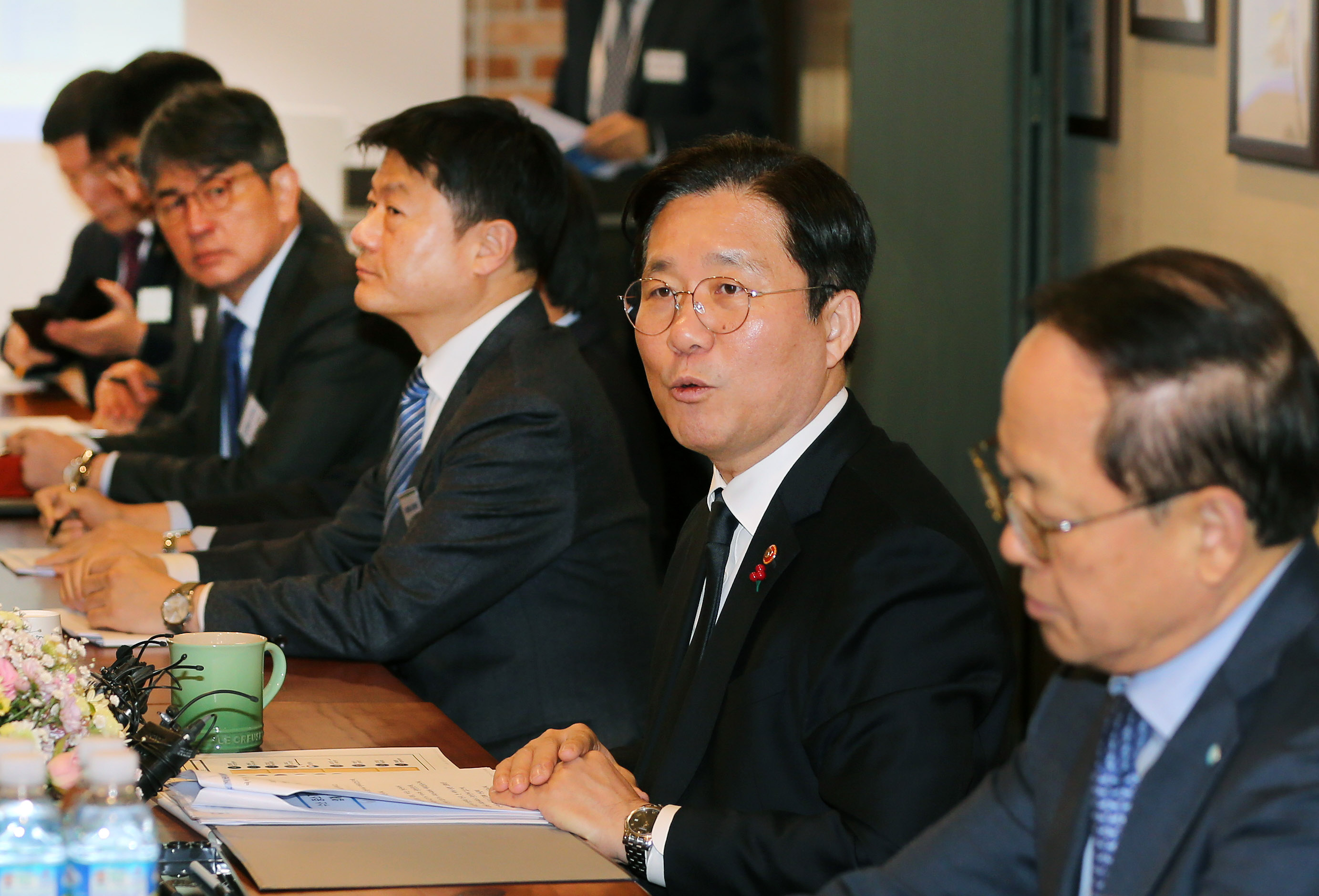 Minister Sung visits Power to Gas solution provider Image 0